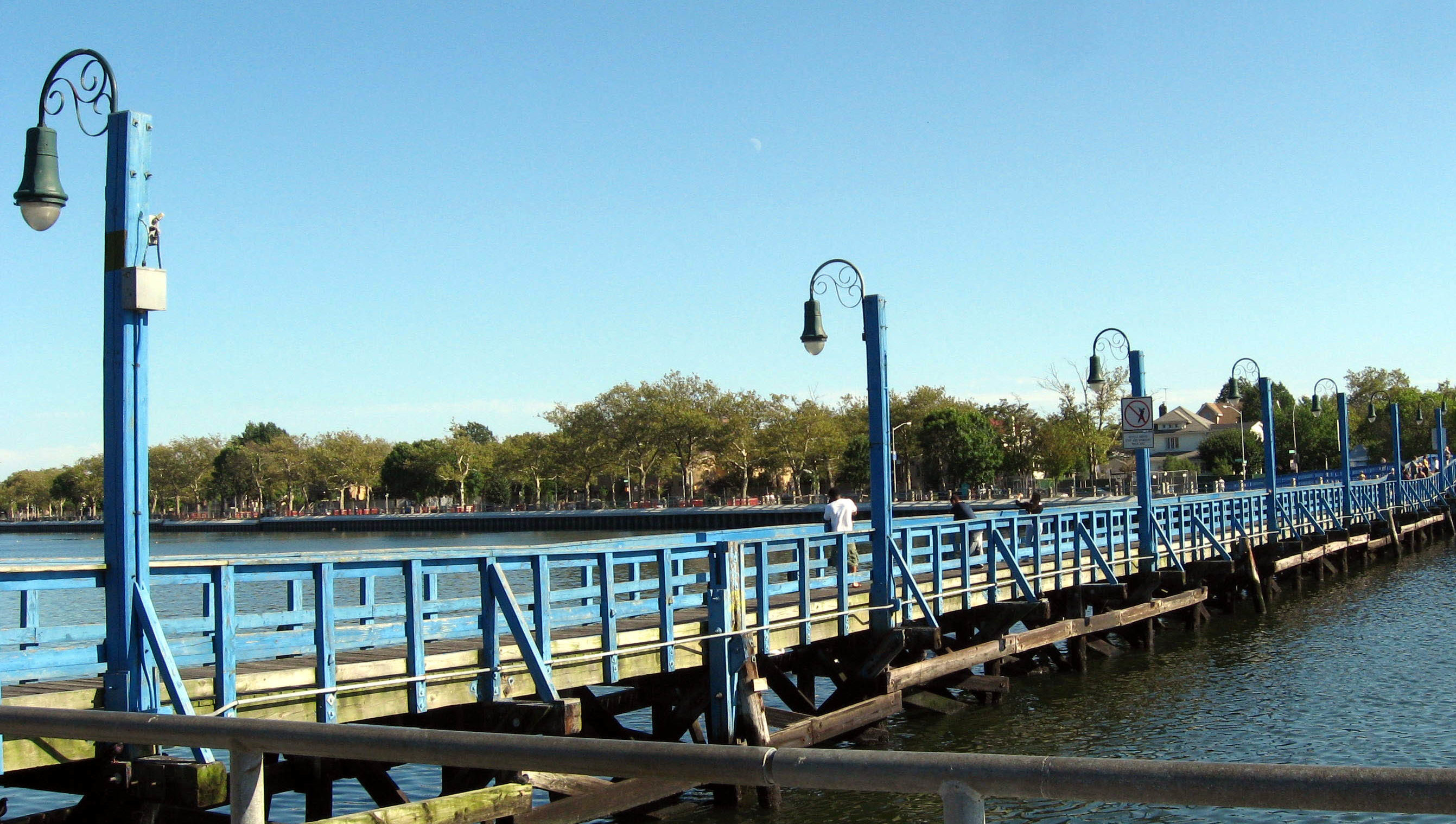 Sheepshead Bay Footbridge